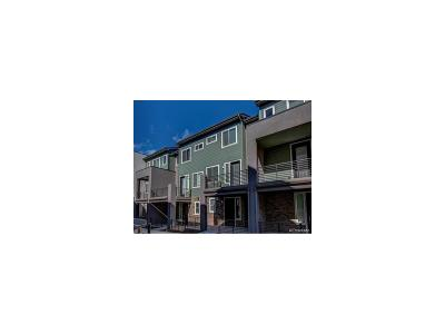 Littleton Condo/Townhouse Active: 658 East Hinsdale Avenue