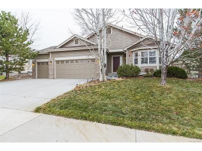 Castle Rock Single Family Home Active: 1395 Rosemary Drive