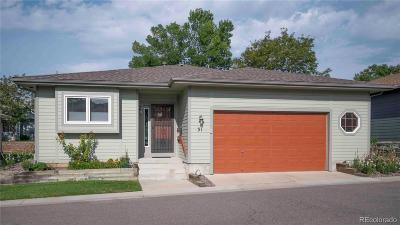 Broomfield Single Family Home Active: 31 Sandra Lane