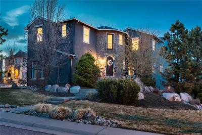 Highlands Ranch Single Family Home Active: 2663 Danbury Avenue