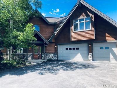 Steamboat Springs Single Family Home Active: 1486 Blue Sage Drive