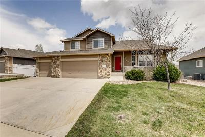 Firestone Single Family Home Under Contract: 9894 Buffalo Street