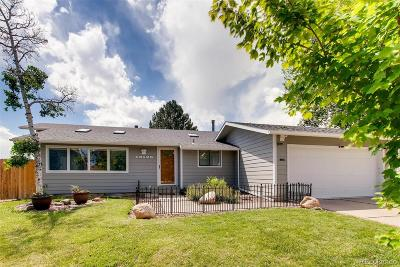 Broomfield Single Family Home Active: 13425 Bryant Way