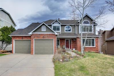Littleton Single Family Home Under Contract: 12 Osage