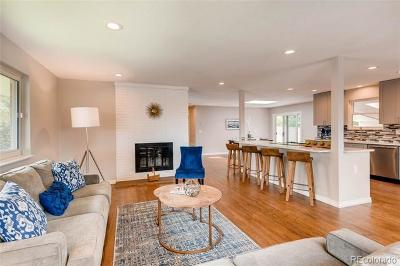 Denver Single Family Home Active: 4505 West Yale Avenue