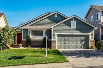 Highlands Ranch Single Family Home Under Contract: 10266 Willowbridge Way