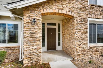 Highlands Ranch Condo/Townhouse Under Contract: 197 Whitehaven Circle