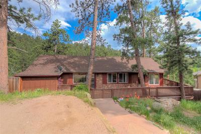 Evergreen Single Family Home Under Contract: 4807 Blue Spruce Road