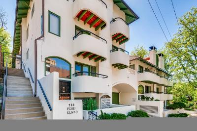 Denver Condo/Townhouse Active: 704 Pearl Street #O-323