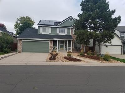 Highlands Ranch Single Family Home Active: 9803 Rosewalk Drive