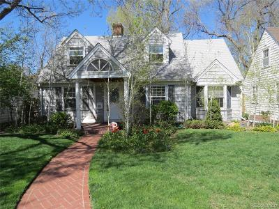 Single Family Home Active: 2355 South Madison Street