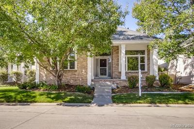 Denver Single Family Home Active: 1011 South Valentia Street #81