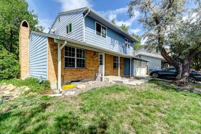 Arvada Single Family Home Active: 8205 Lamar Drive
