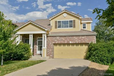 Aurora CO Single Family Home Active: $370,000
