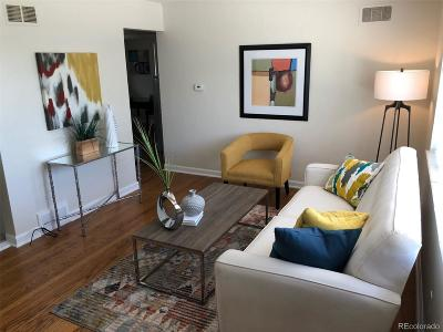 Denver Condo/Townhouse Active: 41 West Yale Avenue