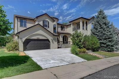 Highlands Ranch Single Family Home Active: 10297 Greatwood Pointe