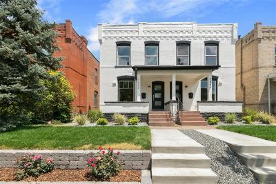 Denver Condo/Townhouse Active: 2450 High Street
