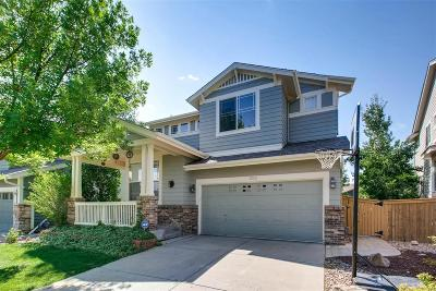 Highlands Ranch Single Family Home Active: 10531 Wagon Box Circle