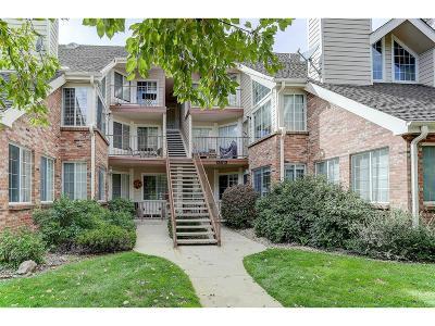 Aurora Condo/Townhouse Under Contract: 13813 East Lehigh Avenue #B