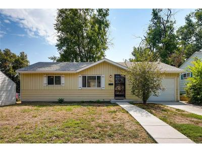 Denver Single Family Home Under Contract: 1822 South Stuart Street