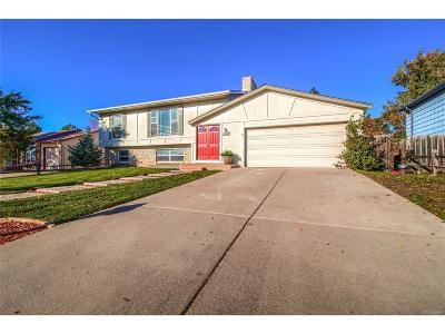 Broomfield Single Family Home Under Contract: 13251 Sheridan Boulevard