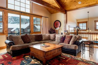 Steamboat Springs CO Condo/Townhouse Under Contract: $1,495,000
