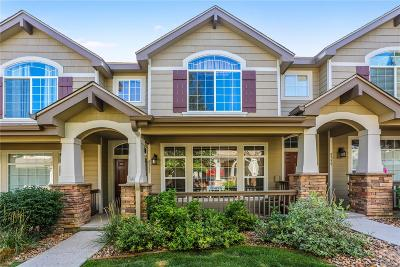 Highlands Ranch Condo/Townhouse Active: 8357 Stonybridge Circle