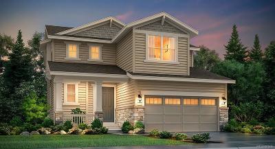 Commerce City Single Family Home Active: 9486 Quintero Street