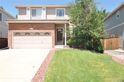 Highlands Ranch Single Family Home Active: 4779 Waldenwood Drive