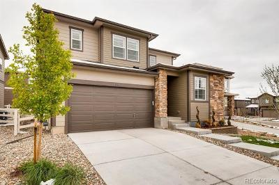 Castle Rock Single Family Home Active: 2680 Loon Circle