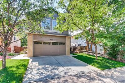 Aurora Single Family Home Active: 12720 East Wyoming Circle