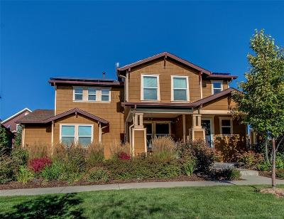 Denver Single Family Home Active: 3421 Florence Way