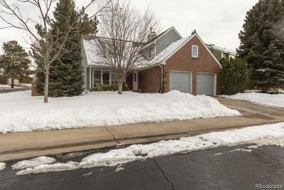 Highlands Ranch Single Family Home Under Contract: 8818 Cactus Flower Way