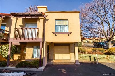 Lakewood Condo/Townhouse Under Contract: 2695 South Ames Way #5