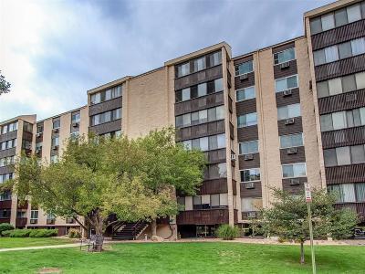 Denver Condo/Townhouse Under Contract: 3465 South Poplar Street #607