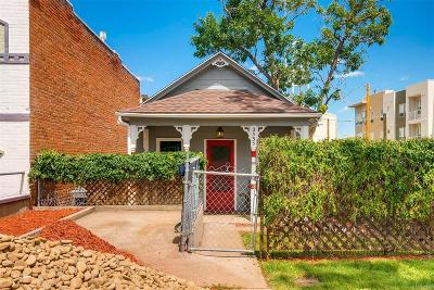 Denver Single Family Home Active: 2535 River Drive