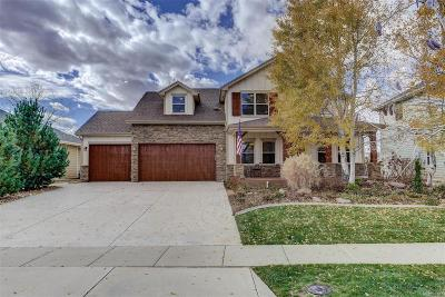 Berthoud Single Family Home Under Contract: 1715 Wales Drive