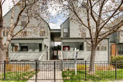 Denver Condo/Townhouse Active: 2 Acoma Street #10