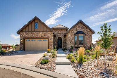 Highlands Ranch Single Family Home Active: 10708 Mountaingate Court