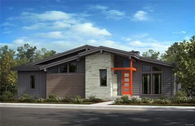 Denver Single Family Home Active: 9353 East 61st Place