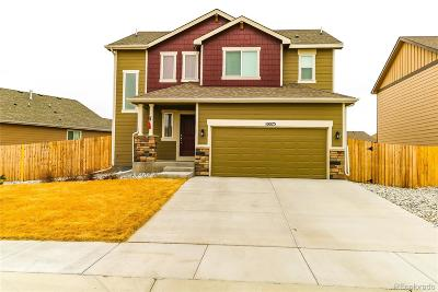 Colorado Springs Single Family Home Under Contract: 10025 Thunderbolt Trail