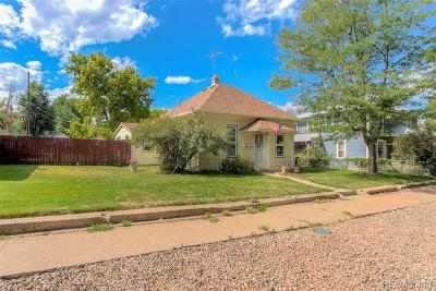 Denver Single Family Home Active: 4137 Benton Street