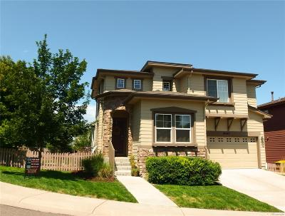 Highlands Ranch Single Family Home Active: 10563 Atwood Circle