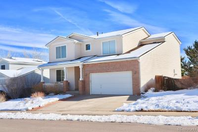 Littleton Single Family Home Under Contract: 8128 Eagleview Drive