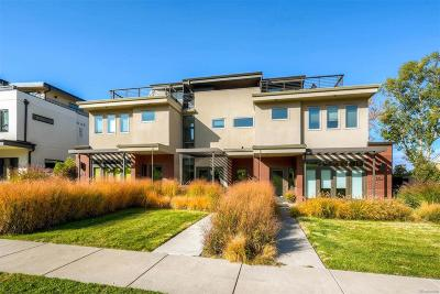 Denver Condo/Townhouse Under Contract: 2543 South Sherman Street