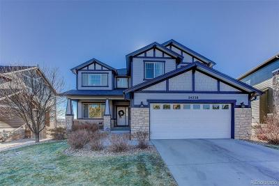 Aurora Single Family Home Active: 24238 East Arapahoe Place