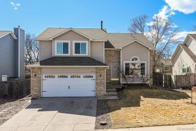 Littleton Single Family Home Under Contract: 12176 West Crestline Drive