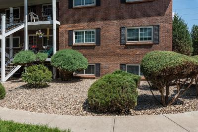 Denver Condo/Townhouse Active: 6800 East Tennessee Avenue #541
