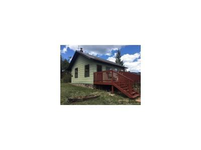Park County Single Family Home Under Contract: 898 Happy Top Trail