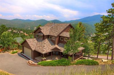 Evergreen Single Family Home Under Contract: 26425 Sweetbriar Trail